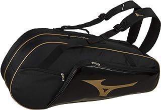 ミズノ(MIZUNO) 硬式?ソフトテニス/バドミントン ラケットバッグ(6本入れ) 63JD9007