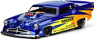 Pro-line Racing Clear Body, Super J Pro-Mod: 1/10 Slash 2WD, Drag Car, PRO352300