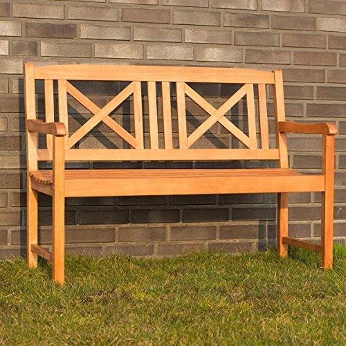 SSITG tuinbank hardhout tuinmeubelen houten bank bank 2-zits