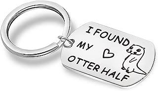 Best sea otter keychain Reviews