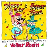 Songtexte von Volker Rosin - Discobär & Hexentanz