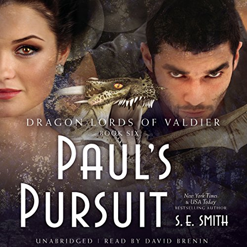Paul's Pursuit audiobook cover art