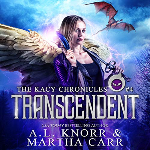 Transcendent: The Revelations of Oriceran cover art