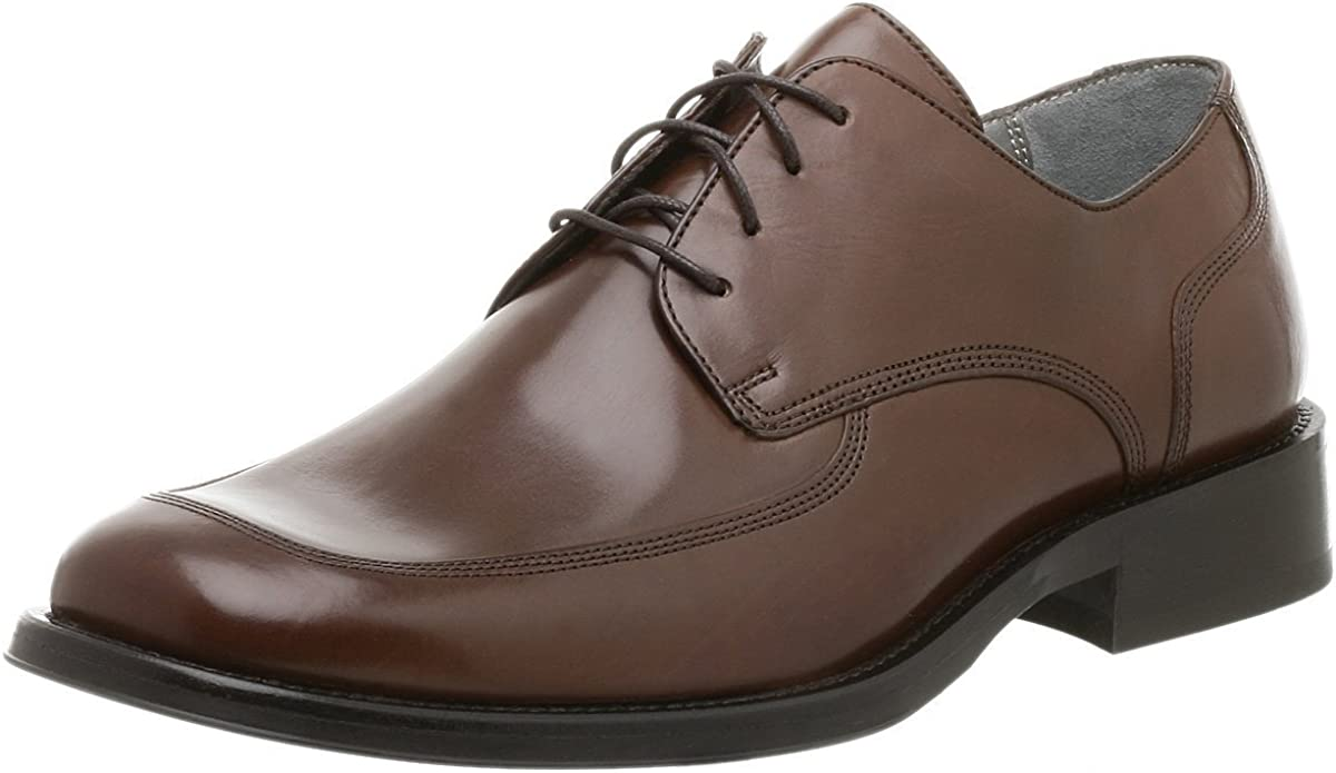 Kenneth Cole New York Men's Play It Cool Oxford,Cognac,7 M
