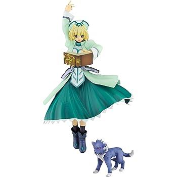 魔法少女リリカルなのはStrikerS シャマル & ザフィーラ 仔犬Ver. (1/7スケールPVC塗装済み完成品)