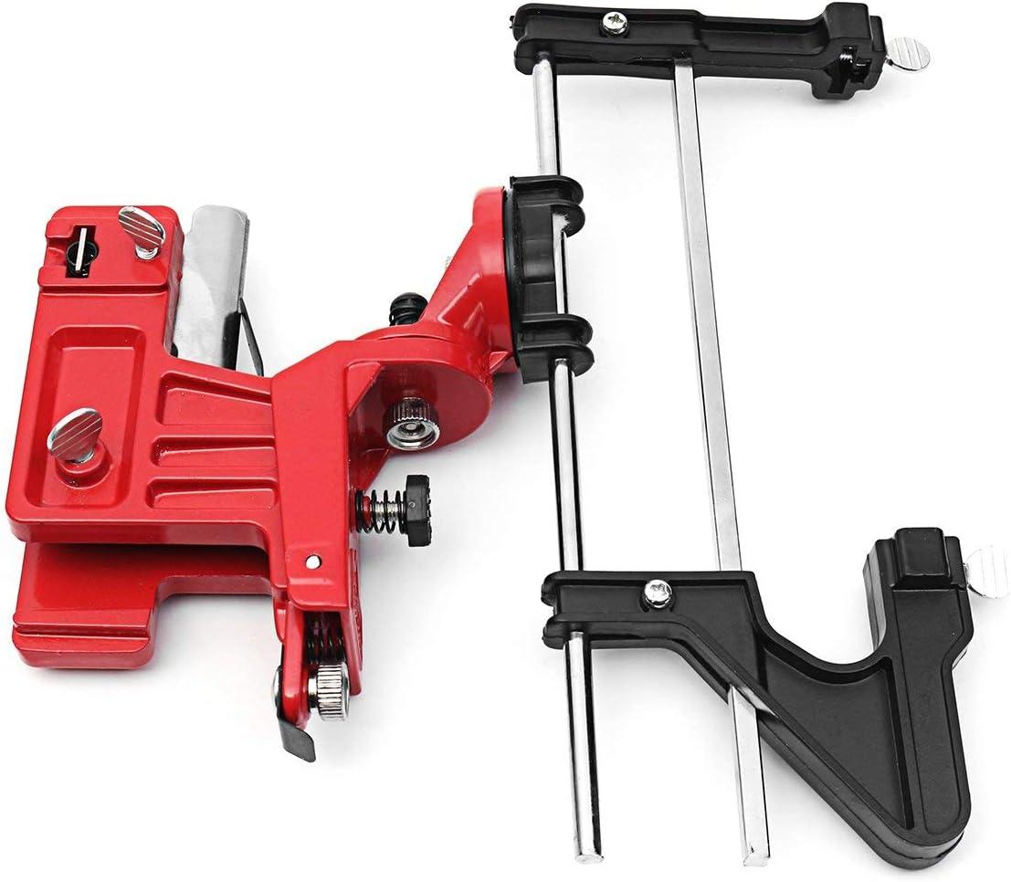 IREANJ Pliers Manual Chain Saw Bar Trust Sharpener Mounted Fil Grinder Selling