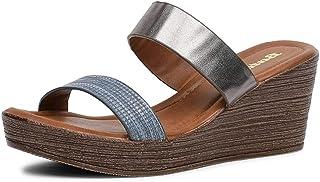 BATA Women's Quin Mule Fashion Slippers