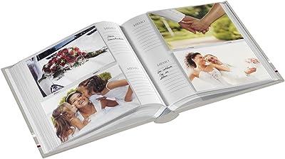 Hama 00106287 Album photo mémo Verona 10 x 15 cm 100 pages