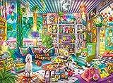 Puzzle 1000 Piezas paisajes Kick is Cute Adecuado para Adultos y Mayores de 12 años. 38X26CM