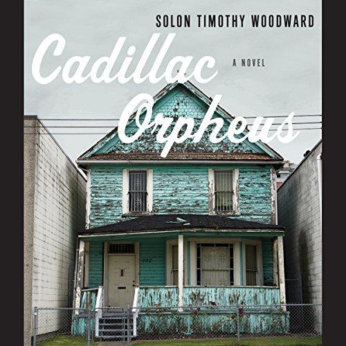 Cadillac Orpheus audiobook cover art