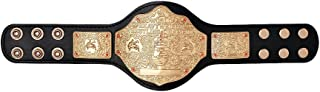 WWE World Heavyweight Championship Mini Replica Title Belt