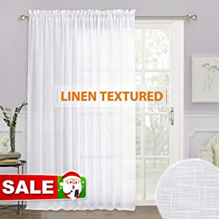 Best sheer curtains with hooks Reviews