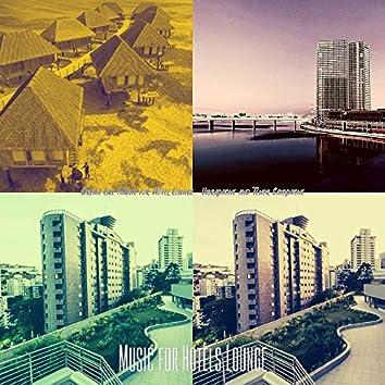 Dream Like Music for Hotel Lounge - Vibraphone and Tenor Saxophone