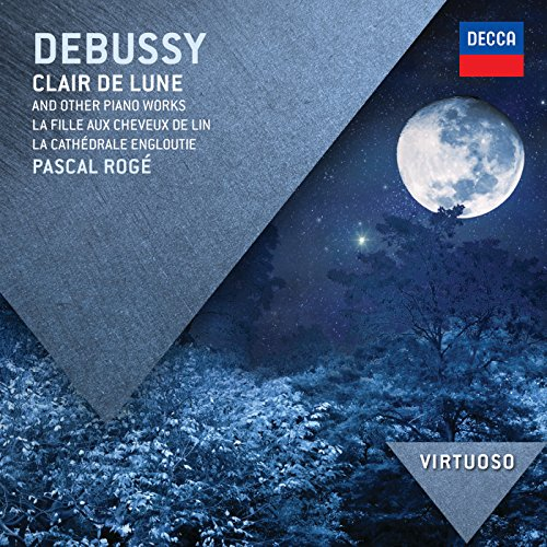 Pascal Roge - Clair De Lune & Other Piano Works (