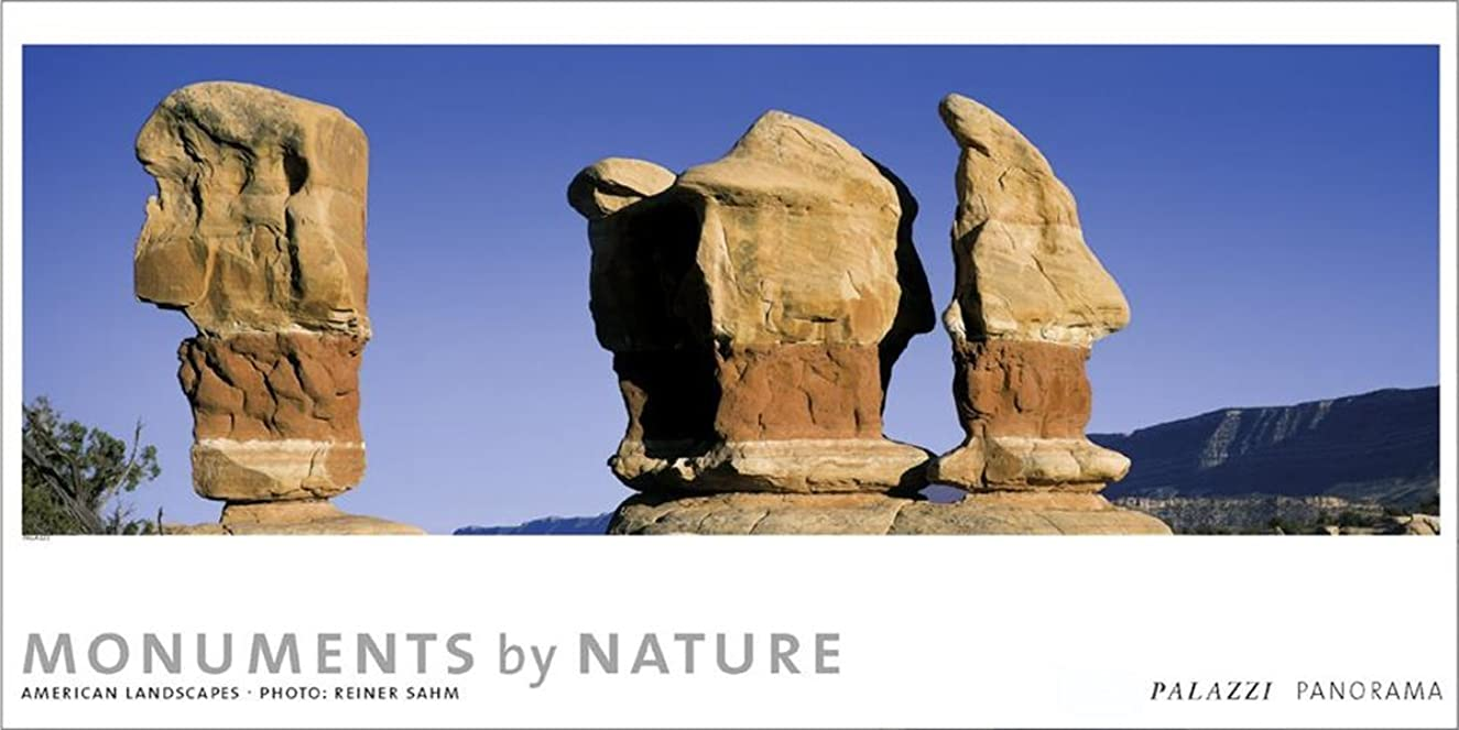 仮称削除する保全Monuments by Nature Zeitlos: American Landscapes