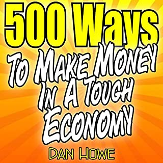 500 Ways to Make Money in a Tough Economy cover art