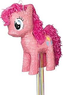 Pinkie Pie My Little Pony Pinata, Pull String