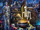 Vermont Christmas Company Skeleton's Stew Jigsaw Puzzle 550 Piece
