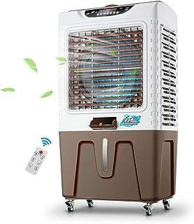 Bärbar liten luftkonditionering med fjärrkontroll, luftkylarfläkt, luftfuktare, luftrenare 3-i-1, vattenkylare fläkt 3-väg...
