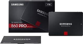 """Samsung SSD 860 PRO 1TB, MZ-76P1T0BW, V-NAND, 2.5"""", 7mm, SATA III 6GB/s, R/W(Max) 560MB/s/530MB/s, 100K/90K IOPS, 1, 200TB..."""