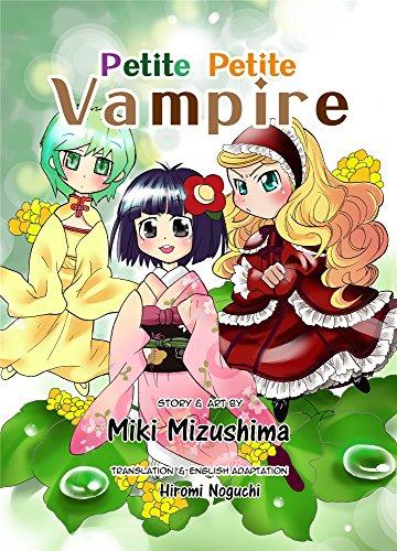 Petite Petite Vampire Vol. 1 (Manga) (English Edition)