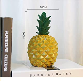 Tirelire Ananas dor/ée