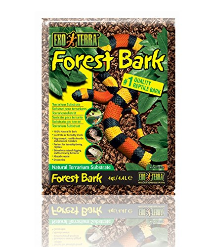 Exo Terra Sustrato Tropical Tropical Forest Bark - 4,4 L