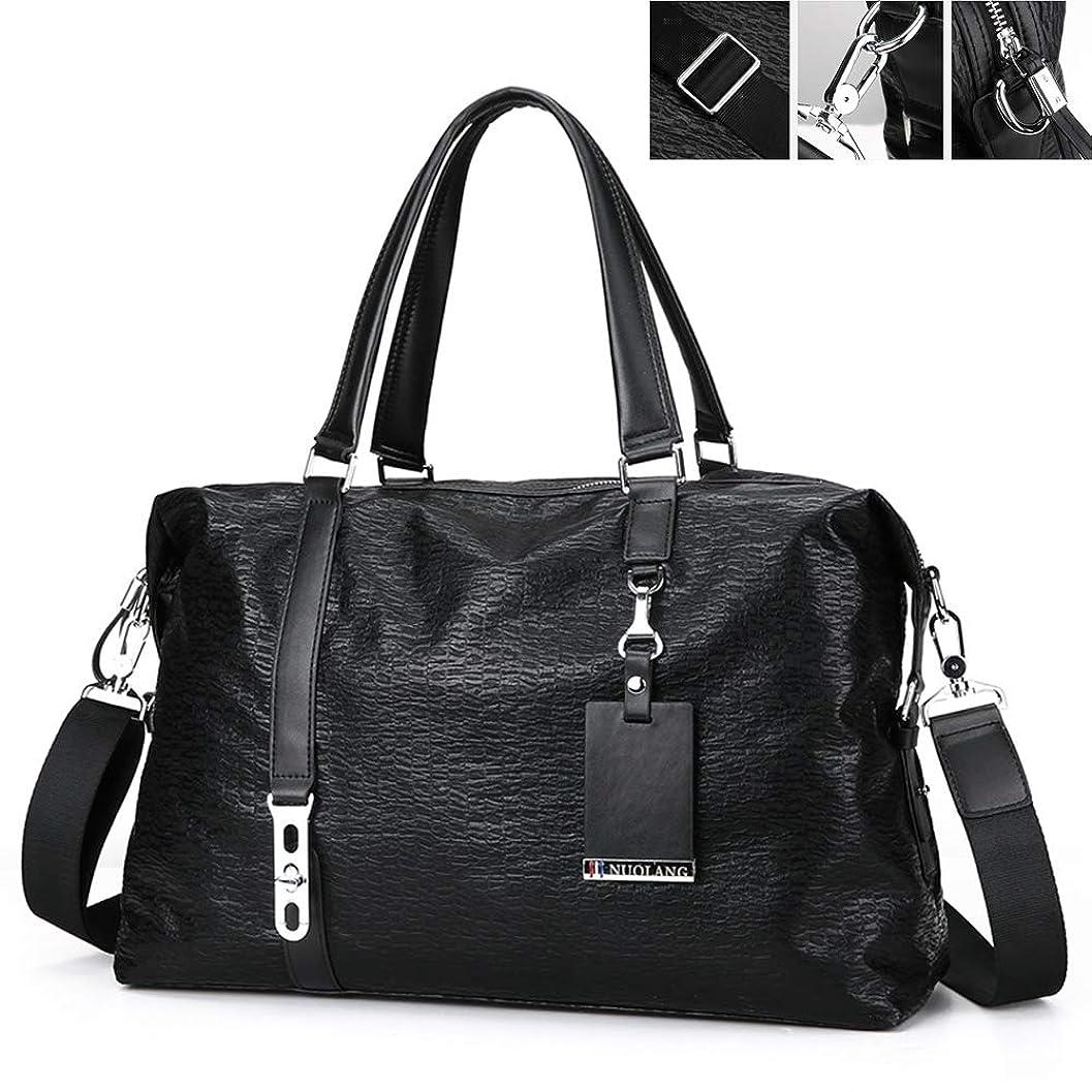 変位奇跡サポートZZBB ハンドバッグレジャーブリーフケース大容量フィットネスバッグ荷物バッグ断面旅行ショルダーメッセンジャーバッグ通勤生活