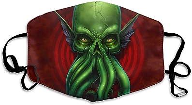 Halloween-modemasker Cthulhu Skull verstelbaar oor...