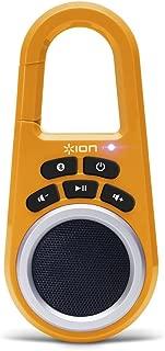 Ion Wireless Speaker - Clipster Orange