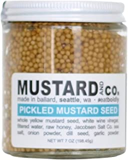 Mustard and Co. - Pickled Mustard Seed