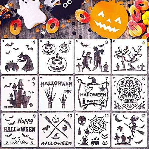 dailymall 5Pcs Blank Template Schablonen Zum Quilten Stickerei N/ähen Handwerk