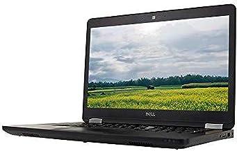 Dell Latitude E5470 14in Laptop, Core i5-6300U 2.4GHz, 8GB Ram, 500GB SSD, Windows 10 Pro 64bit (Renewed)