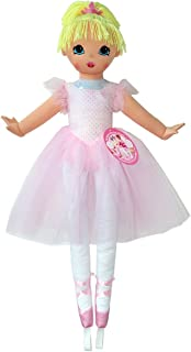 Anico Well Made Play Doll for Children La Bella Ballerina, 36