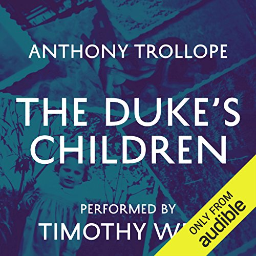 The Duke's Children Titelbild