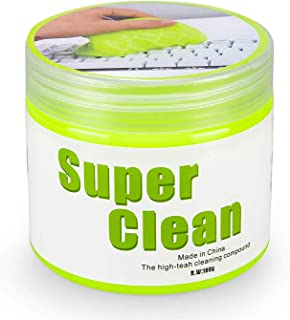 Car Cleaner Gel Detailing Putty -Auto Interior Detailer Cleaning Glue 160g, for PC Tablet Laptop Keyboards, Cameras, Printers,Car Vents