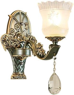 Candelabro de bronce simple para el sal/ón l/ámpara para la sala de t/é