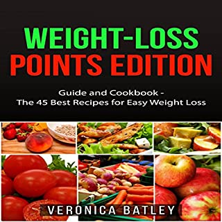 Weight-Loss Points Edition: Guide and Cookbook cover art