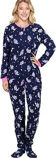 Best ladies footed pajamas Reviews
