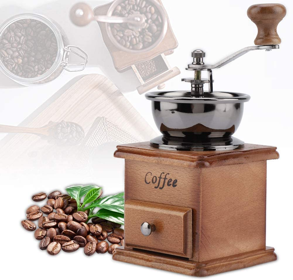 Coffee Grinder Branded goods Mill Acogedor Adj - Manual 2021 new