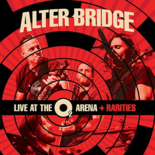 Live at the O2 Arena+Rarities (4lp Box Weiss) [Vinilo]