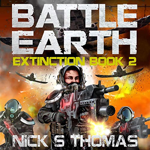 Battle Earth: Extinction: Book 2 Titelbild