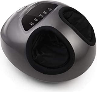 Electric Foot Massager, with Shiatsu, Deep Kneading, Soothing Heat and Air Compression, Silent Massage Tools
