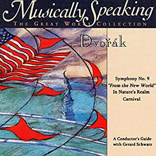 Conductor's Guide to Dvorak's Symphony No. 9, In Nature's Realm, & Carnival audiobook cover art