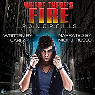 Where There's Fire audiobook cover art