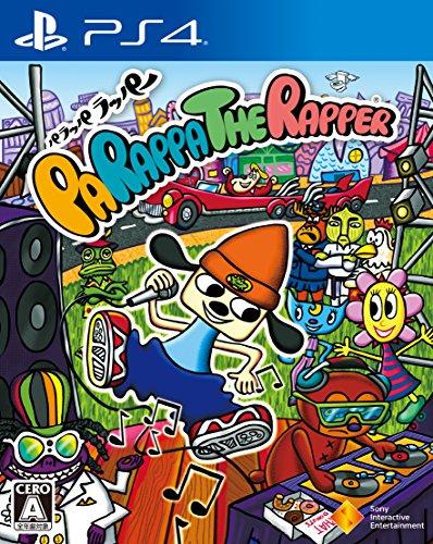 Parappa The Rapper [PS4][Importación Japonesa]