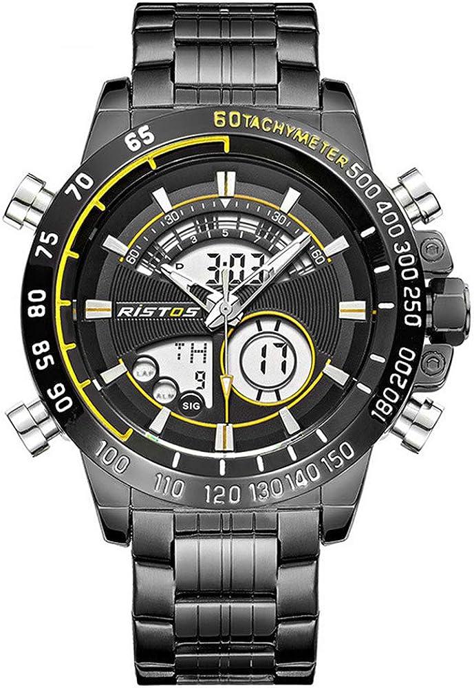None_branded,orologio da uomo,automatico,in acciaio inossidabile lyp1wxe4143103