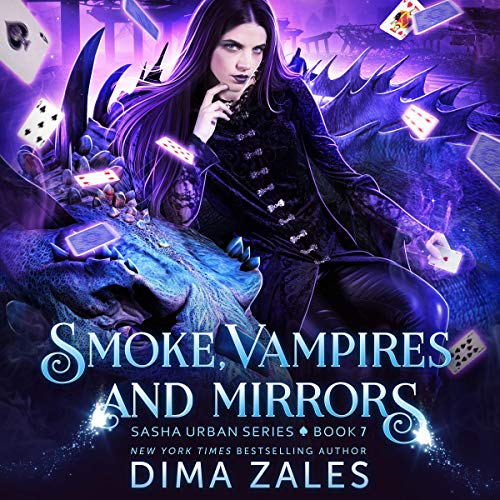 Smoke, Vampires, and Mirrors cover art
