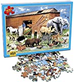 MaMeMi Puzle Arca de Noé, 100 piezas.