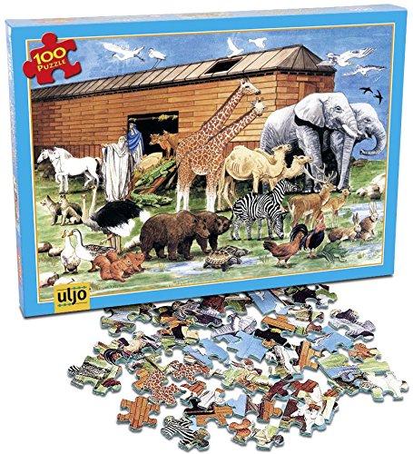 Diseño de 'Arca de Noé' de 100 piezas
